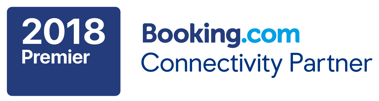 Premier Connectivity Partner von booking.com